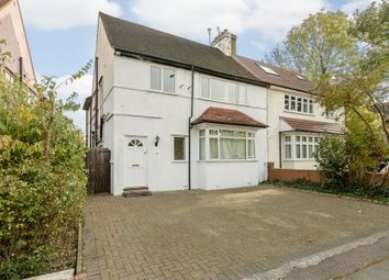 Thumbnail 4 bedroom semi-detached house for sale in 18 Forty Avenue, Wembley