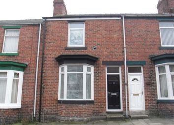 Thumbnail 3 bedroom terraced house to rent in Bouch Street, Shildon