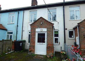 Thumbnail 3 bed terraced house for sale in 3 Coastguard Cottages, Beach Road, Happisburgh, Norfolk