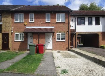 Thumbnail 2 bed terraced house to rent in Jellicoe Close, Cippenham, Slough