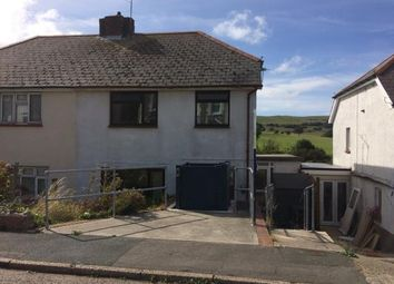 Thumbnail 3 bed semi-detached house for sale in Wroxall, Ventnor, Isle Of Wight