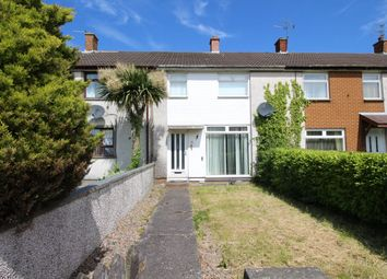Thumbnail 3 bed terraced house for sale in Glynn Walk, Carrickfergus