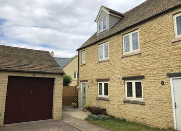 Thumbnail 3 bed semi-detached house for sale in The Wern, Lechlade