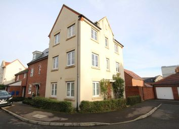 Thumbnail 4 bed end terrace house for sale in Pigeon Grove, Bracknell