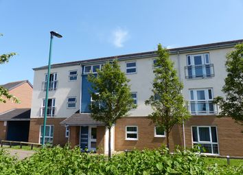 Thumbnail 2 bed flat for sale in Century Square, Peterborough