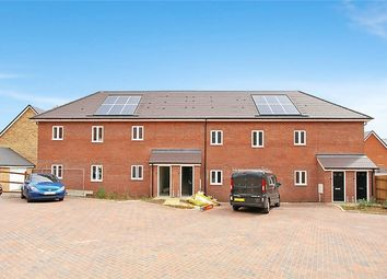Thumbnail 2 bed flat to rent in Norcott Mead, New Cardington, Bedfordshire