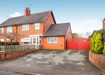 Thumbnail 4 bed semi-detached house for sale in Langley Dale, Stoke Upon Tern