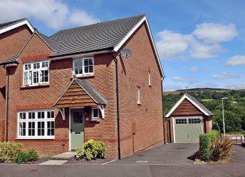 Thumbnail 4 bed detached house for sale in Parc Dan Y Bryn, Tonyrefail, Porth, Rhondda, Cynon, Taff.