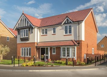 """Thumbnail 4 bed property for sale in """"The Osmore"""" at Holwell Road, Pirton, Hitchin"""