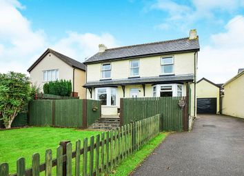 Thumbnail 5 bed detached house for sale in Exeter Road, Kingsteignton, Newton Abbot