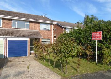 Thumbnail 4 bed semi-detached house for sale in The Cloisters, Fareham