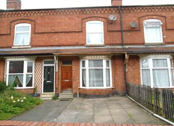 3 bed terraced house for sale in The Limes Osborn Road, Birmingham B11