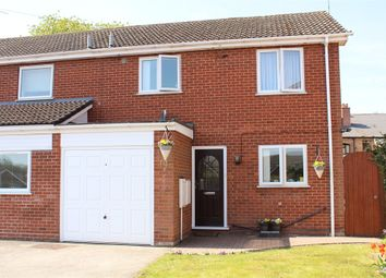 Thumbnail 3 bed semi-detached house for sale in Mill Grove, Lutterworth