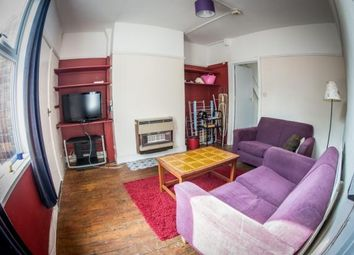 Thumbnail 4 bedroom terraced house to rent in Elmsthorpe Avenue, Lenton, Nottingham