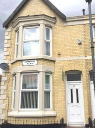 Thumbnail 4 bed shared accommodation to rent in Edinburgh Road, Kensington, Liverpool