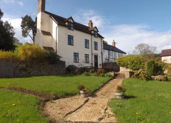 Thumbnail 3 bed link-detached house for sale in Large Grounds And Countryside Views, Efenechtyd, Ruthin, Denbighshire