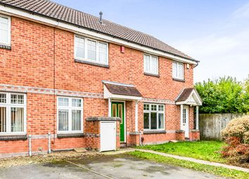 Thumbnail 2 bedroom terraced house for sale in Wensley Lawn, Middleton, Leeds