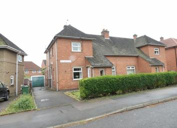 Thumbnail 3 bed semi-detached house for sale in The Meadows, Shepshed, Loughborough, Leicestershire