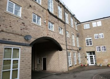 Thumbnail 1 bed flat for sale in Weavers Lane, Cullingworth, Bradford
