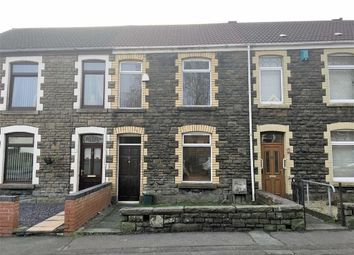 Thumbnail 3 bed terraced house for sale in Armine Road, Swansea