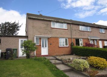 Thumbnail 2 bedroom end terrace house to rent in Edgehill Road, Carlisle, Carlisle