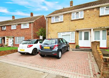 3 bed end terrace house for sale in St Gregorys Crescent, Gravesend, Kent DA12