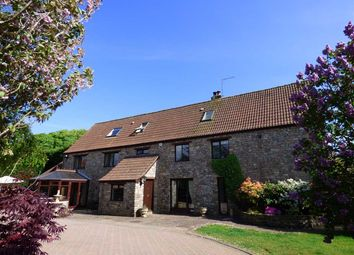 5 bed detached house for sale in The Court Barn, Manor Farm, Caldicot NP26