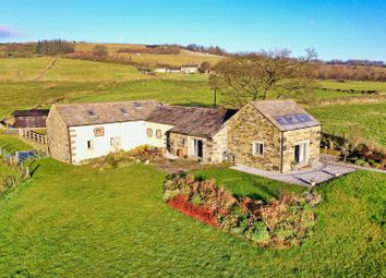 Thumbnail 5 bed detached house for sale in School Farm, Kennel Lane, Triangle, Sowerby Bridge