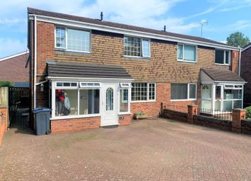 Thumbnail 4 bed end terrace house for sale in Redhill Road, Northfield, Birmingham