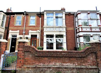 Thumbnail 4 bed terraced house to rent in Mayfield Road, Portsmouth