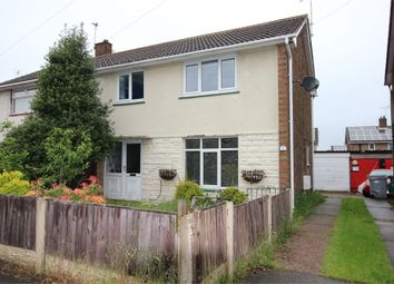 Thumbnail 3 bed semi-detached house to rent in Birklands Avenue, New Ollerton, Nottinghamshire