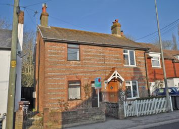 Thumbnail 2 bed semi-detached house for sale in Upper Horsebridge, Hailsham