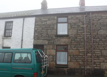 Thumbnail 2 bed terraced house to rent in Bank Square, St Just, Penzance, Cornwall