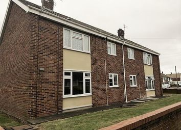 Thumbnail 1 bed flat to rent in Lime Crescent, Hartlepool