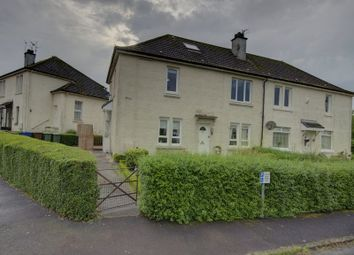 Thumbnail 3 bed flat for sale in Polson Drive, Johnstone