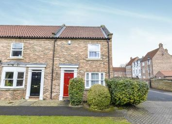 Thumbnail 2 bed end terrace house for sale in The Old Market, Yarm, Stockton On Tees