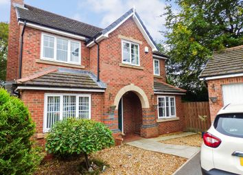 Thumbnail 5 bed detached house for sale in Bainbridge Close, Consett