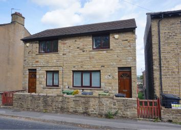Thumbnail 2 bed flat to rent in Nabcroft Lane, Crosland Moor, Huddersfield