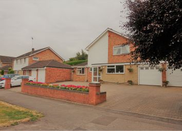 Thumbnail 5 bed detached house for sale in Church Drive, Ravenshead