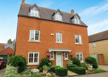Thumbnail 5 bed detached house for sale in St. Francis Drive, Chatteris