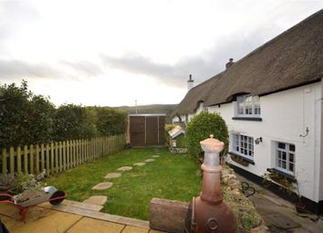 Thumbnail 2 bed terraced house for sale in Atway Cottages, Bovey Tracey, Newton Abbot, Devon
