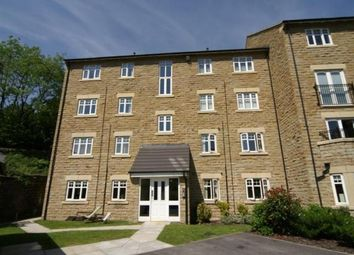 Thumbnail 2 bed flat to rent in Silk Mill Chase, Sowerby Bridge