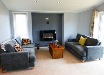 Thumbnail 2 bedroom lodge for sale in Carnoustie Court, Tydd St Giles, Wisbech
