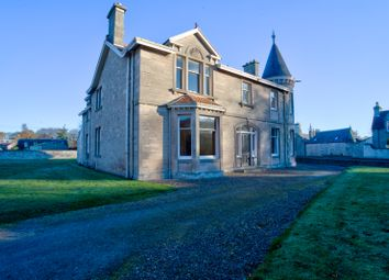 Thumbnail 7 bed detached house for sale in Manse Road, Nairn