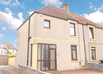 Thumbnail 2 bed semi-detached house for sale in Donaldson Road, Methilhill, Leven