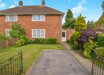 Thumbnail 3 bed semi-detached house for sale in Wellcroft Road, Welwyn Garden City
