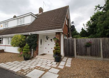 Thumbnail 3 bed semi-detached house for sale in Rowland Way, Ashford