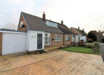 Thumbnail 3 bed semi-detached house for sale in Eddleston Close, Staining