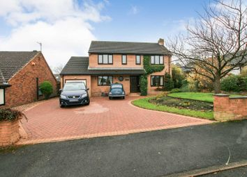 Thumbnail 3 bedroom detached house for sale in Fenland Way Walton, Chesterfield, Derbyshire