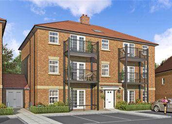 2 bed flat for sale in Heronden Grange, High Halstow, Rochester, Kent ME3